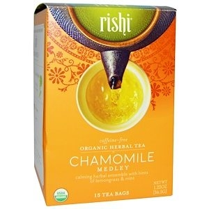 Camomile Tea | Rishi | Product Suggestions