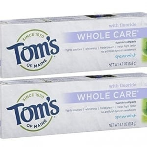 Tom's Toothpaste | Organic Toothpaste | Product Suggestions
